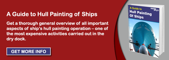 hull painting of ships