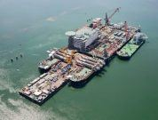 Video: Shell Prepares For The World's Heaviest Lift Using The World's Largest Ship