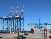 DCT's State-Of-The-Art STS Cranes On Rails