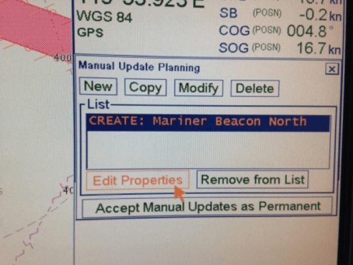 ecdis properties