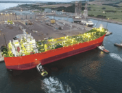 Watch: Mariner B Safely Arrives At Nigg Energy Park