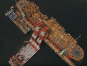 Watch: Shell Prelude  – World's First FLNG Project Takes Shape Beneath The Sea