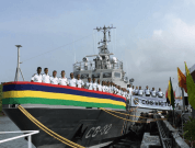 India: GSL Delivers First Fast Patrol Vessel For Mauritius In Record Time