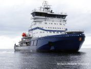 World´s First LNG-Powered Icebreaker Delivered