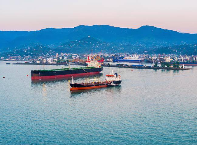 New Requirements For Shipping As IMO Continues To Address GHG Emissions