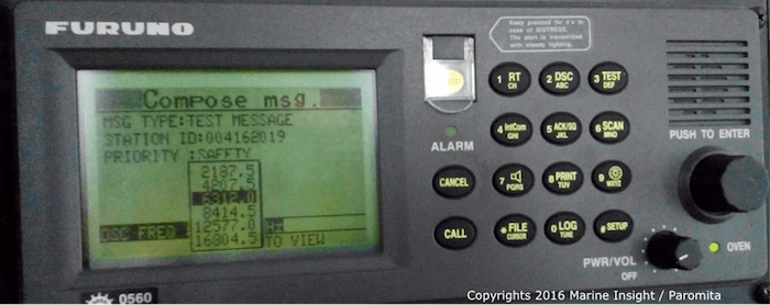 gmdss vessel navigation