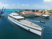 "Watch: Mesmerising Full 360 Aerial View Of Steve Job's Mega Yacht ""Venus"""