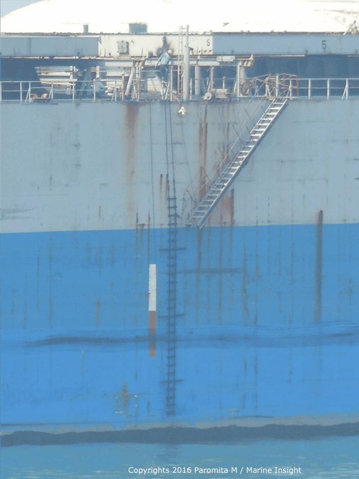 marine pilot ladders