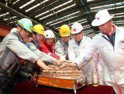 Teekay Cuts Steel For Second Yamal LNG Icebreaker