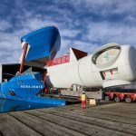 Siemens Wind Power Presents First Customized Turbine Transport Vessel