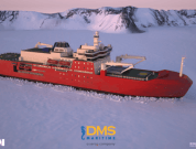New World-Leading Antarctic Icebreaker To Replace The Aging Aurora Australis