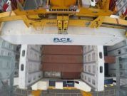Watch: Loading A Big Vessel Using Gantry Crane In Port Of Antwerp