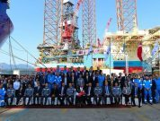 Maersk Drilling Takes Delivery Of XLE Jack-Up Rig Maersk Invincible