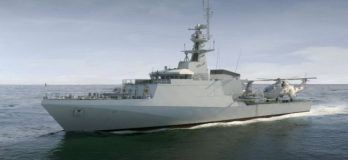 Royal Navy Offshore Vessel_Servowatch