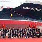 Ninth IMOIIMAX Tanker Named In Guangzhou, China
