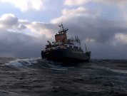Watch: US Coast Guard Airlifts Fishermen From Disabled Vessel In Gulf Of Alaska