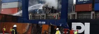 FireFighting_Containership