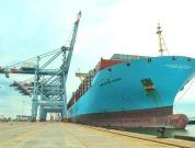 Maersk Line's Margrethe Maersk Becomes The Largest Vessel To Call Vietnam