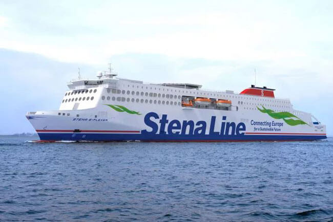 Stena Line Named 'Best Ferry Company'
