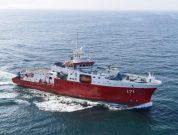 Advanced Polar Oceanographic Research Vessel Delivered To DNV GL
