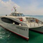 Incat Crowther Successfully Delivers First Pair Of 20m Catamaran Passenger Ferries