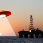 "Seafarer Claims ""Oval-Shaped"" UFO Sighting In Gulf Of Mexico"