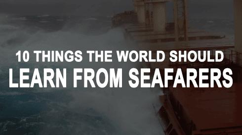 learn from seafarers