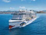"MHI Delivers Second Next-Generation Cruise Ship ""AIDAperla"" To AIDA Cruises"
