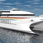 Mediterranean's Largest High Speed Catamaran To Be Powered By Wärtsilä Waterjets