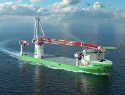 Wärtsilä To Power World's First LNG Fuelled Offshore Construction Vessel