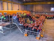 Watch: World Record Boarding In World's Largest Lifeboat