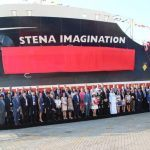 'Stena Imagination' Named Successfully In Dubai