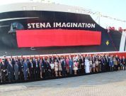 'Stena Imagination' Named Successfully In Dubai