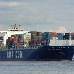 CMA CGM OTELLO Arrives Jakarta As The Largest Container Vessel To Call Indonesia