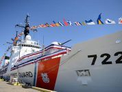 USCG Cutter Morgenthau Decommissioned After Nearly 50 Years Of Service