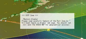 MOL Capt.'s dosca routing system