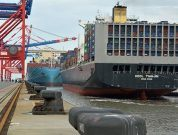 First Ship From Ocean Alliance Arrives At Eurogate Container Terminal Wilhelmshaven