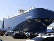 World's Largest Car Carrier With Main Engine Running On LNG Unveiled