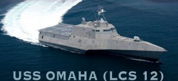 Future USS Omaha (LCS 12) Completes Acceptance Trials