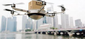 WSS drone delivery