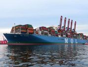Port Of Hamburg Welcomes Its First 20,000 TEU Containership