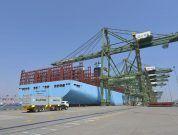 Maersk Line Deploys Its First 2nd Generation Triple-E 'Madrid Maersk'