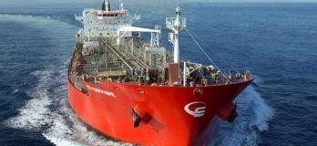 scorpio tankers