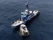Watch: Sea Shepherd Vessel Rammed And Threatened By Fishing Boat In Panama