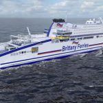 Brittany Ferries Confirms First LNG Cross-Channel Ferry Order
