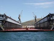 Piraeus Port Authority To Launch 80,000 Tons Floating Dock in November