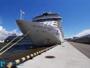 Inaugural Call Of Seven Seas Explorer To Passenger Port Of St. Petersburg