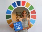 Crown Princess Victoria Of Sweden Joins Global Effort To Save Our Ocean