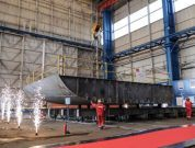 Keel Laid For Hapag-Lloyd's Expedition Cruise Ship – HANSEATIC
