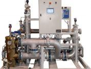 IMO Type And USCG Approved Bio-Sea BWTS Combines Mechanical Filtration & UV Disinfection